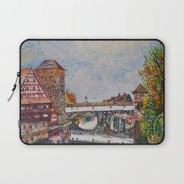 Nuremberg, Germany Laptop Sleeve