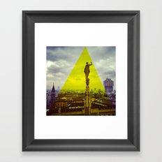 Milan Framed Art Print