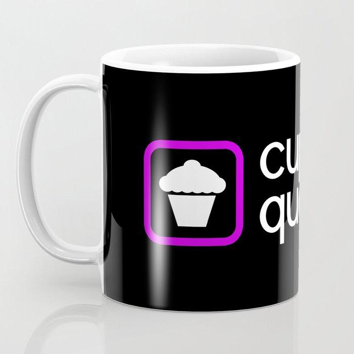 Cupcake Queen (Purple) Coffee Mug