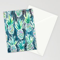 Wild Pineapples Stationery Cards