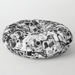 Shutterbug Floor Pillow