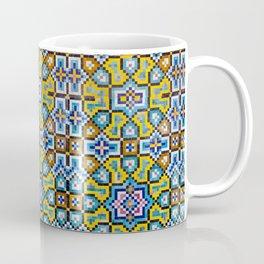 Persian Mosaic Tile Pattern Coffee Mug