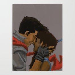 Makorra Painting Poster