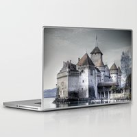 castle Laptop & iPad Skins featuring Castle by JesusRod