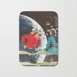 Ranch at the End of the World Bath Mat