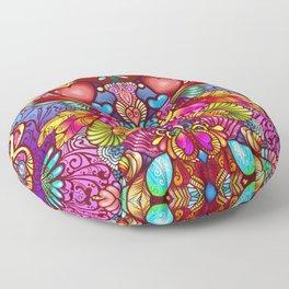 Kayladoodles Floor Pillow