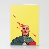 saga Stationery Cards featuring The Will (Saga) by Shujaat Syed