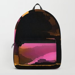 Digital Abstraction 019 Backpack