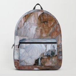 Mammoth Hot Springs Yellowstone Backpack