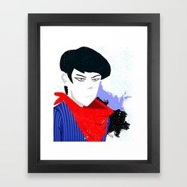 Tenn Framed Art Print