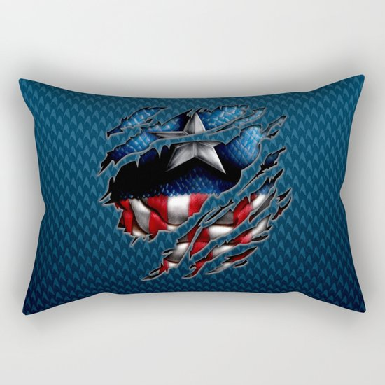 vintage classic Captain steve iPhone 4 4s 5 5c 6, pillow case, mugs and tshirt Rectangular Pillow
