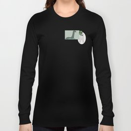 Cryptid Patches Long Sleeve T-shirt