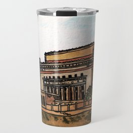 Philippines : Manila Central Post Office Travel Mug