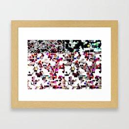 K Geist Framed Art Print