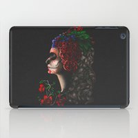 dia de los muertos iPad Cases featuring Dia De Los Muertos by barmalisiRTB
