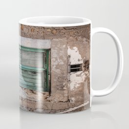 Green Door II Coffee Mug
