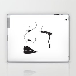 I Cried Galaxies Laptop & iPad Skin