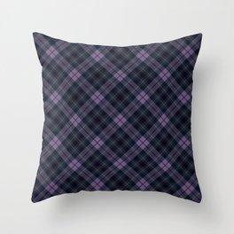 Scottish tartan #42 Throw Pillow