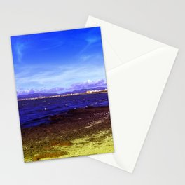 Colourful Beach Stationery Cards