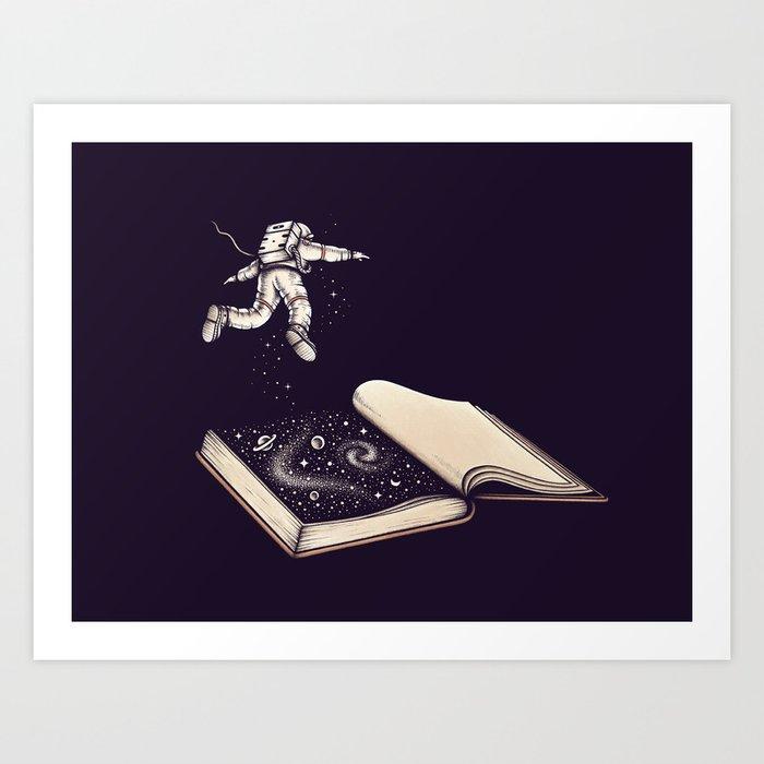 Dive In Art Print