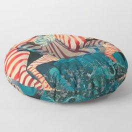 Best Wishes Floor Pillow
