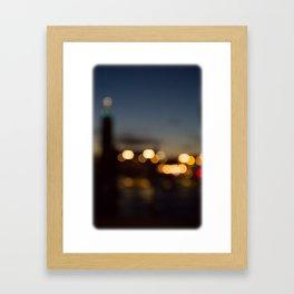 DEFOC Framed Art Print