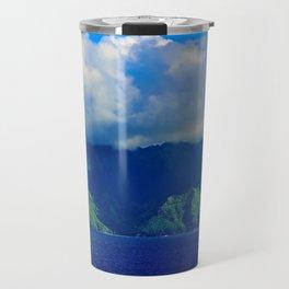 Mysterious Land Travel Mug