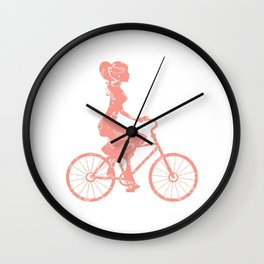 Cycling 118 Wall Clock