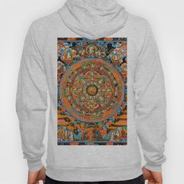 Mandala Buddhist 12 Hoody