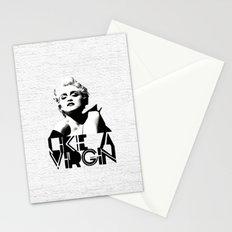 LIKE A VIRGIN Stationery Cards