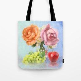 Bouquet Mon Amour Tote Bag