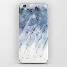 plausible weather explorations 2 iPhone & iPod Skin
