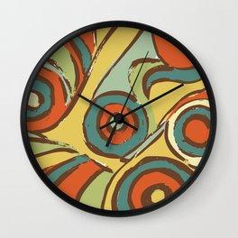 retro 1 Wall Clock