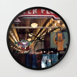 Which way is Up?... Wall Clock