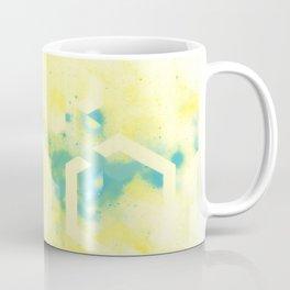 Abstract P7543 Coffee Mug
