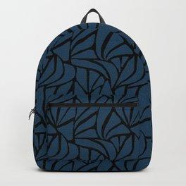 Fan Pattern Backpack