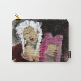 Dame/Newspaper Serie Carry-All Pouch