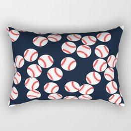 Cute Baseball Rectangular Pillow