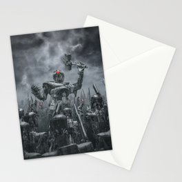 Once More Unto The Breach Stationery Cards