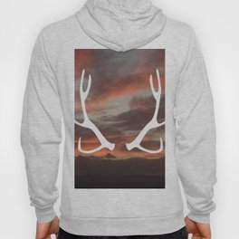 The stag of the North Hoody