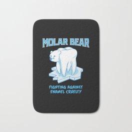 Molar Bear! - Gift Bath Mat