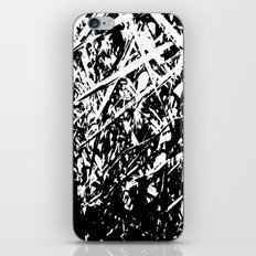 Dense forest iPhone & iPod Skin