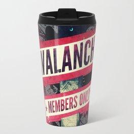 Final Fantasy VII - Avalanche Member's Only Travel Mug