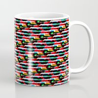 data Mugs featuring Data Bent by I'm Part of The Problem