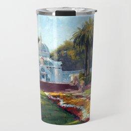 Conservatory of Flowers - Golden Gate Park Travel Mug