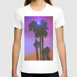 Summer Binge (Blues) T-shirt