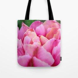 Hues of Pink Tote Bag