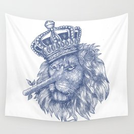 The Lying King Wall Tapestry