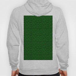 Binary Green Hoody