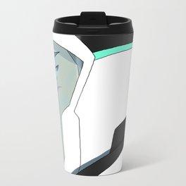 Black Paladin Travel Mug